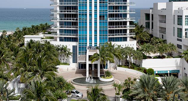 Diplomat Oceanfront Residences